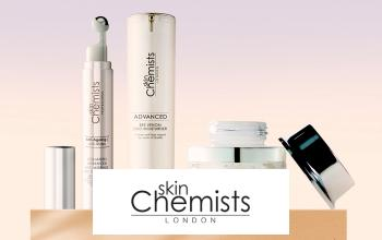 SKIN CHEMISTS en vente flash chez SHOWROOMPRIVÉ