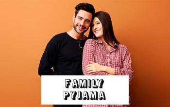 FAMILY PIJAMA à prix discount sur SHOWROOMPRIVÉ