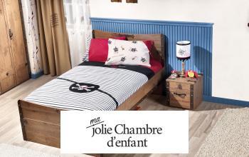 Vente privée MA JOLIE CHAMBRE D'ENFANT sur ShowRoomPrivé