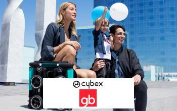 Vente privée CYBEX GB sur ShowRoomPrivé