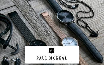PAUL MCNEAL à prix discount chez SHOWROOMPRIVÉ