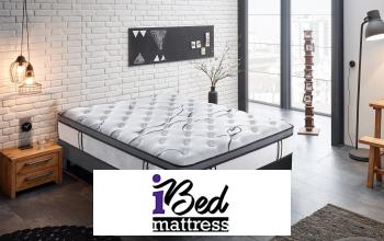 IBED MATTRESS en vente flash chez SHOWROOMPRIVÉ