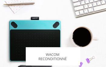 Vente privée WACOM sur ShowRoomPrivé