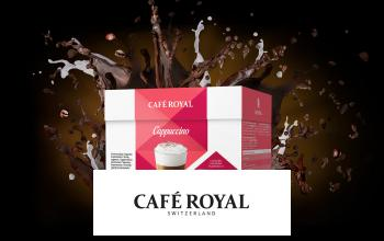 Vente privee CAFE ROYAL sur ShowRoomPrivé