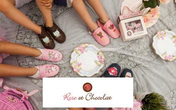 Vente privee ROSE ET CHOCOLAT sur ShowRoomPrivé