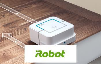Vente privée I-ROBOT sur ShowRoomPrivé