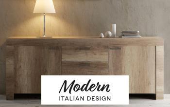 MODERN ITALIAN DESIGN à super prix chez SHOWROOMPRIVÉ