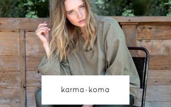 KARMA KOMA à prix discount sur SHOWROOMPRIVÉ
