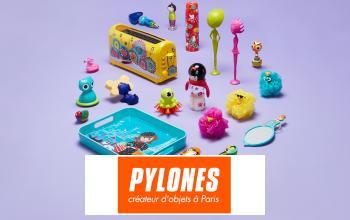 Vente privée PYLONES sur ShowRoomPrivé