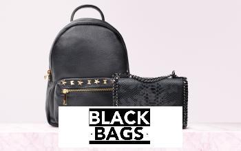BLACK BAGS à super prix chez SHOWROOMPRIVÉ