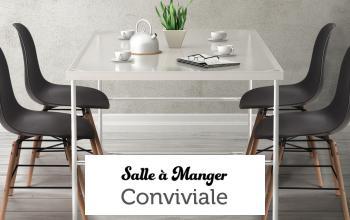 SALLE A MANGER CONVIVIALE en promo sur SHOWROOMPRIVÉ