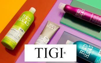 TIGI en vente flash chez SHOWROOMPRIVÉ