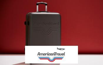 AMERICAN TRAVEL en soldes sur SHOWROOMPRIVÉ