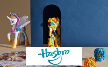 Vente privée HASBRO sur ShowRoomPrivé