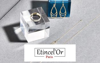 Vente privee ETINCEL'OR sur ShowRoomPrivé