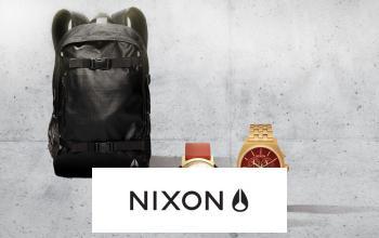 Vente privée NIXON sur ShowRoomPrivé