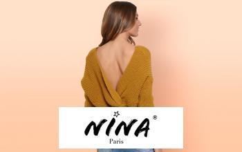Vente privée NINA sur ShowRoomPrivé