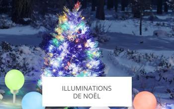 Vente privée ILLUMINATIONS DE NOEL sur ShowRoomPrivé