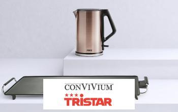 Vente privee TRISTAR CONVIVIUM TECHWOOD sur ShowRoomPrivé