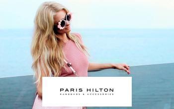 PARIS HILTON à prix discount chez SHOWROOMPRIVÉ