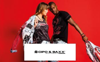 CIPO AND BAXX en vente flash sur SHOWROOMPRIVÉ
