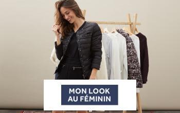 MON LOOK AU FEMININ en vente privée sur SHOWROOMPRIVÉ