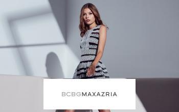 Vente privée BCBG BCBG MAX AZRIA sur ShowRoomPrivé