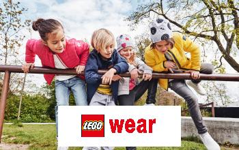 Vente privée LEGO WEAR sur ShowRoomPrivé