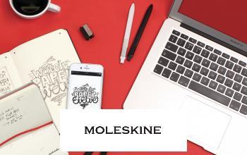 Vente privée MOLESKINE sur ShowRoomPrivé