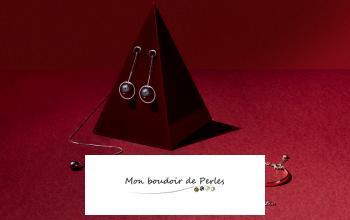 Vente privée MON BOUDOIR DE PERLES sur ShowRoomPrivé