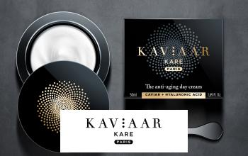 KAVIAAR KARE à prix discount sur SHOWROOMPRIVÉ