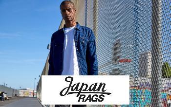 Vente privée JAPAN RAGS sur ShowRoomPrivé