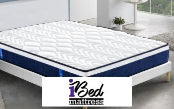 IBED MATTRESS en vente privée sur SHOWROOMPRIVÉ
