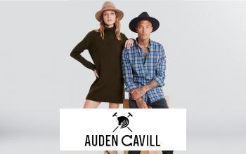 AUDEN CAVILL pas cher sur SHOWROOMPRIVÉ