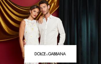 DOLCE & GABBANA en soldes sur SHOWROOMPRIVÉ
