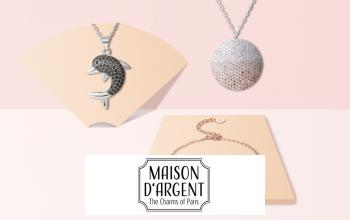 Vente privée MAISON D'ARGENT sur ShowRoomPrivé