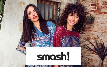 Vente privée SMASH sur ShowRoomPrivé