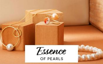 ESSENCE OF PEARLS à super prix sur SHOWROOMPRIVÉ