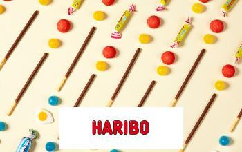 Vente privee HARIBO sur ShowRoomPrivé