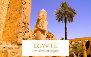 Vente privee EGYPTE sur ShowRoomPrivé Voyage