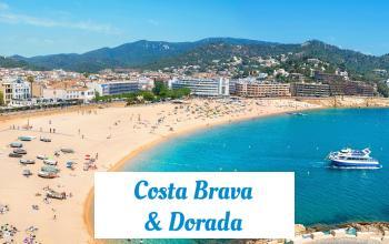 Vente privée COSTA BRAVA  DORADA sur ShowRoomPrivé Voyage