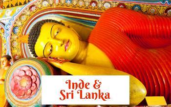 Vente privée INDE  SRI LANKA sur ShowRoomPrivé Voyage