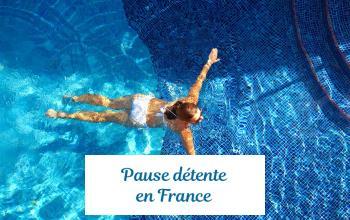 Vente privée PAUSE DETENTE EN FRANCE sur ShowRoomPrivé Voyage