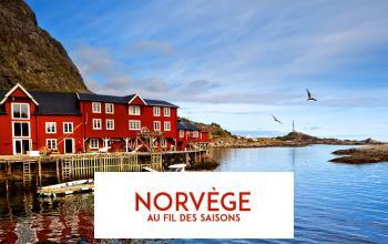 Vente privée NORVEGE - AU FIL DES SAISONS sur ShowRoomPrivé Voyage