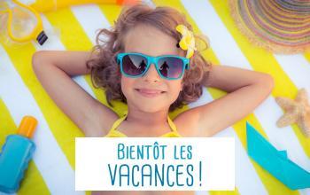 Vente privée BIENTOT LES VACANCES! sur ShowRoomPrivé Voyage