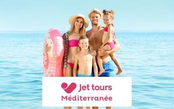 Vente privée JET TOURS - MEDITERRANEE sur ShowRoomPrivé Voyage