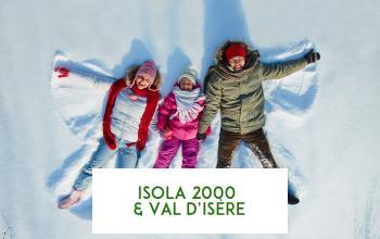 Vente privée ISOLA 2000 ET VAL DISERE sur ShowRoomPrivé Voyage