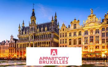 Vente privée APPART'CITY- BRUXELLES sur ShowRoomPrivé Voyage