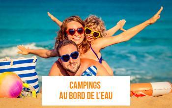 Vente privée CAMPINGS AU BORD DE L'EAU sur ShowRoomPrivé Voyage