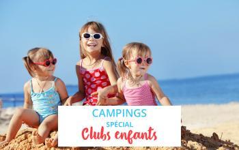 Vente privée CAMPINGS SPECIAL CLUBS ENFANTS ! sur ShowRoomPrivé Voyage